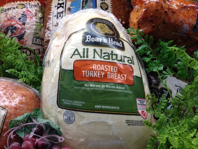 Boar's Head All Natural Turkey