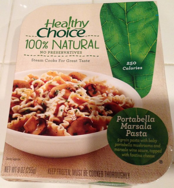 Healthy Choice Portabella Pasta