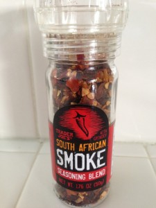 South African Smoke Spice