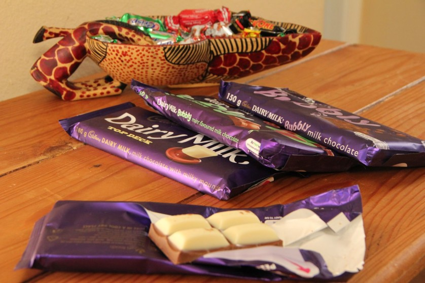 South African Chocolate
