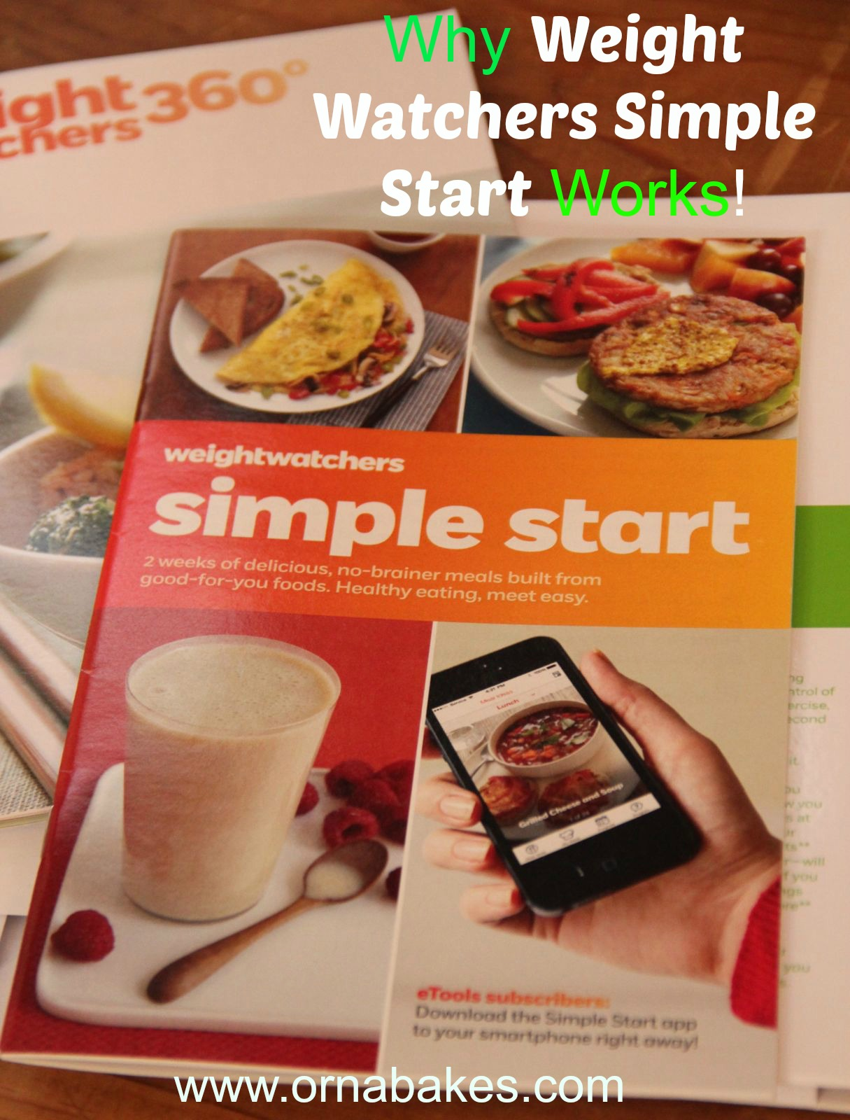 Weight watchers simple start works ornabakes why weight watchers simple start works nvjuhfo Images