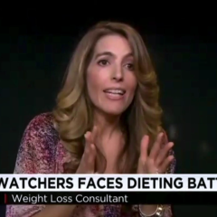 Orna weighs in on CNN about Weight Watchers