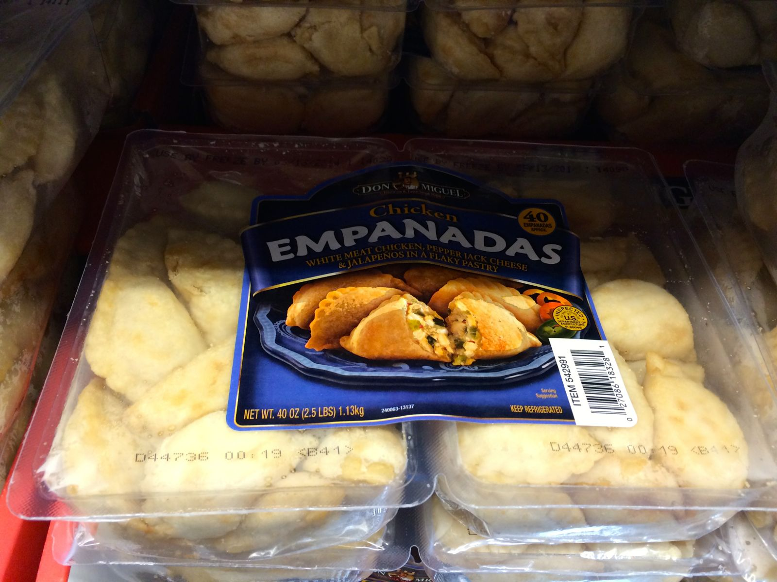 Costco Ornabakes